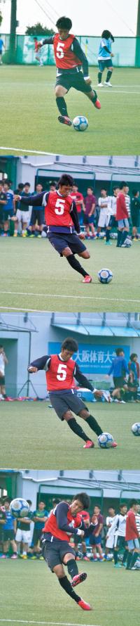 澤上竜二選手
