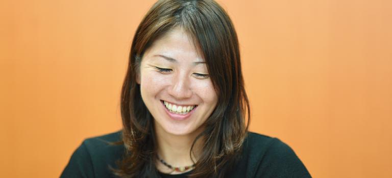 日本たばこ産業株式会社 JT女子バレーボール部(JTマーヴェラス) 広報  谷口 雅美